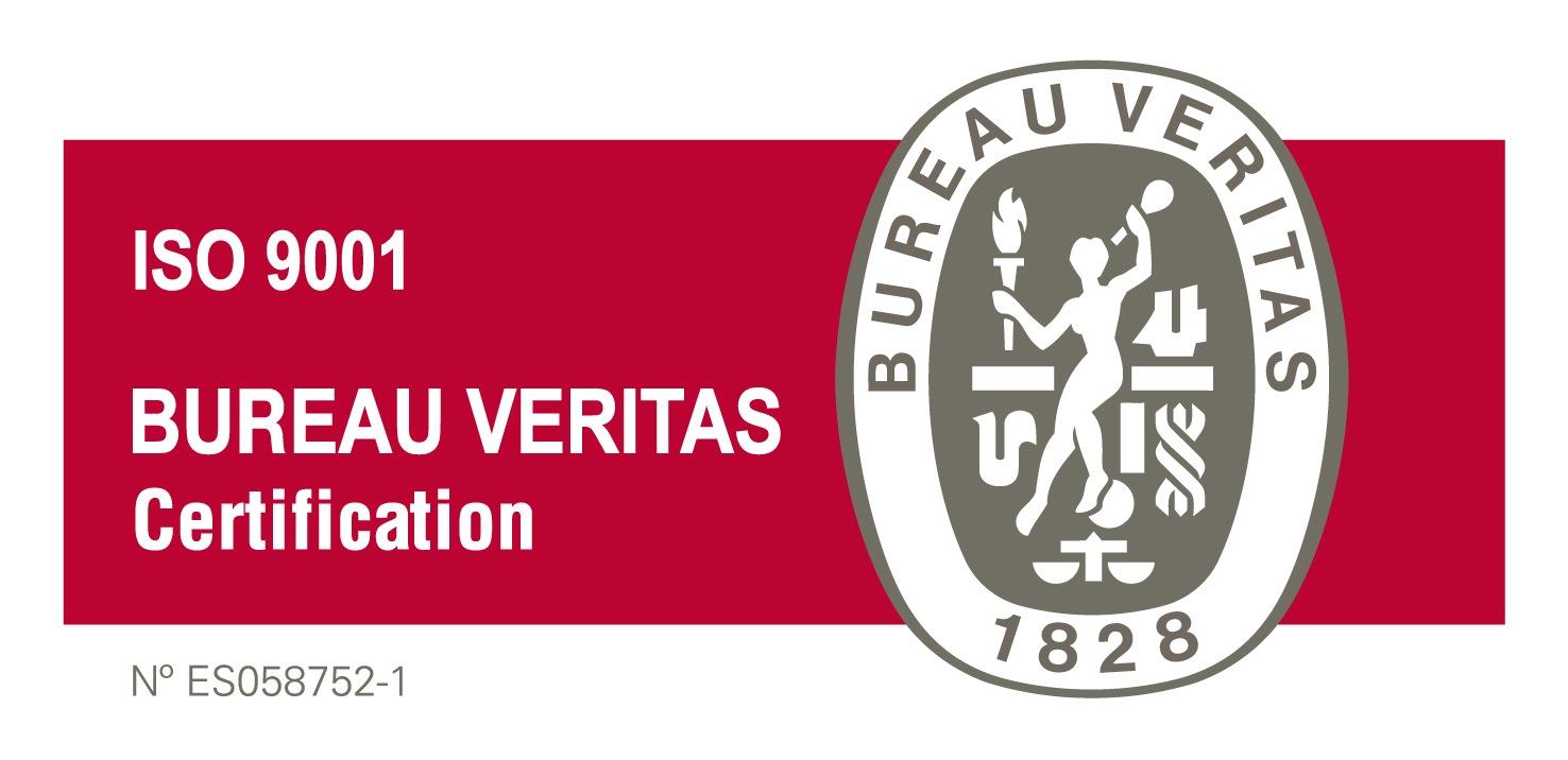 ¡Ya tenemos la Certificación ISO 9001!