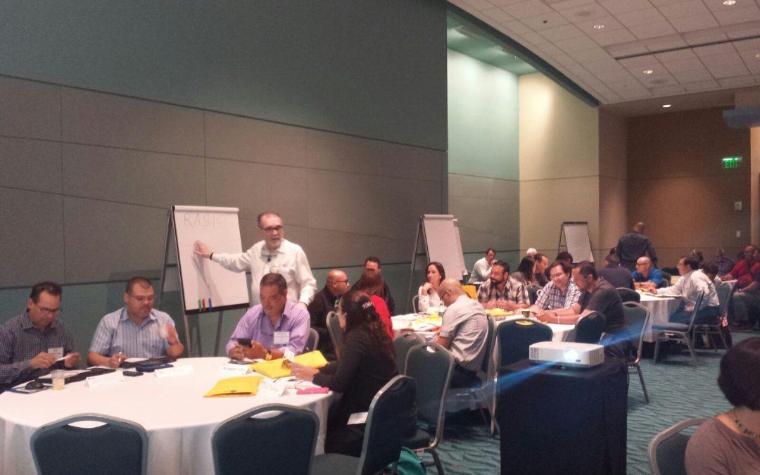 PMM en el Congreso de CRL (Certified Reability Leader) en Puerto Rico los días 14 y 15 de junio
