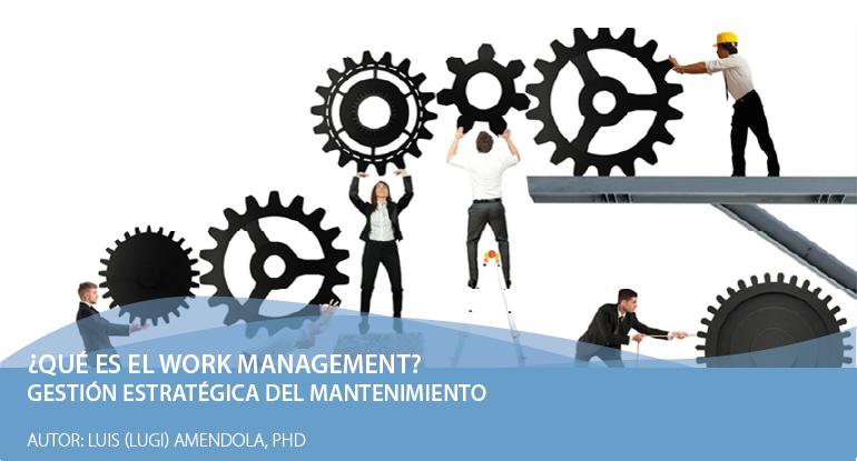¿Qué es el Work Management?